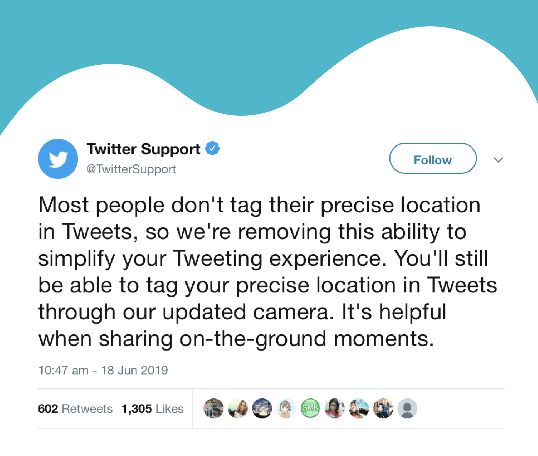 Twitter removes precise location tags | Netizency